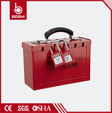 Portable Steel Safety Lockout Kit BD-X01