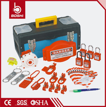 Safety Lockout Combination Bag BD-Z14
