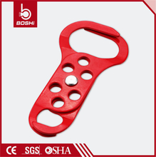Double-End Steel Hasp BD-K62