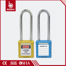 Long Steel Shackle Safety Padlock BD-G21~G28